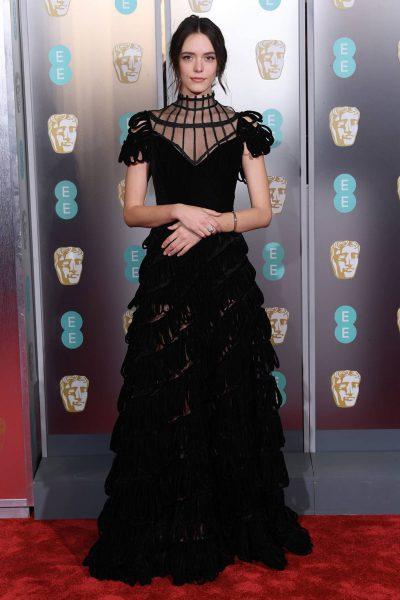 72nd British Academy Film Awards (BAFTAs) Best Dressed List…