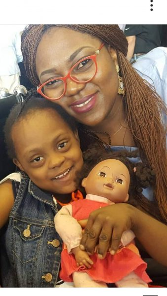 My Mo and I – Tola's Down Syndrome Story