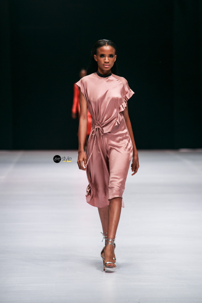 Top pick from the Lagos fashion Week
