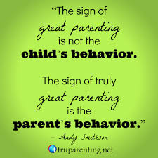 The importance of disciplining children