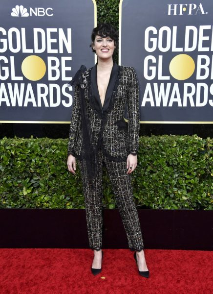 Fashion from the Golen Globes 2020