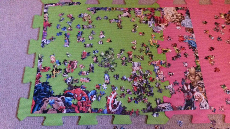 My 1000 Impossible Puzzle Achievement