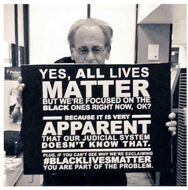 Our lives matter!