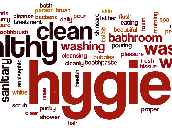 How often Health and hygiene best practices